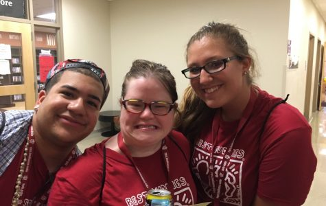 Best Buddies Club makes improvements