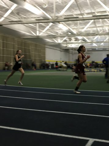 Results of the Indoor Track's Western Mass Championships