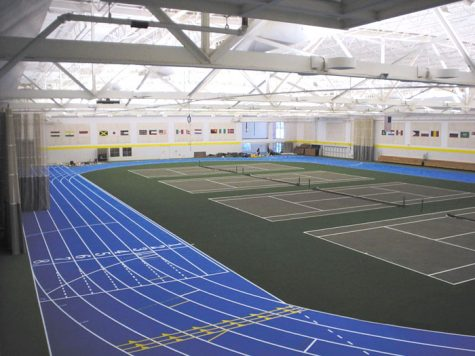 The Indoor Track Team is Ready for Western Mass