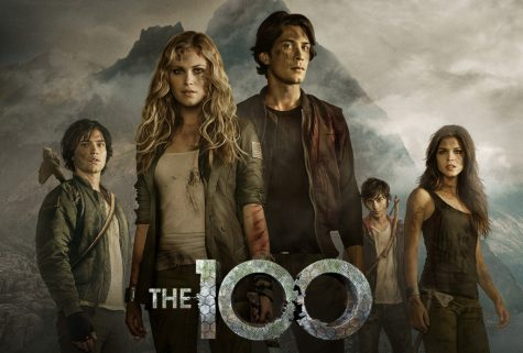 The 100's perfect balance of the apocalypse, love, and action