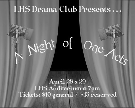 "A ""Night of One Acts"" at LHS"