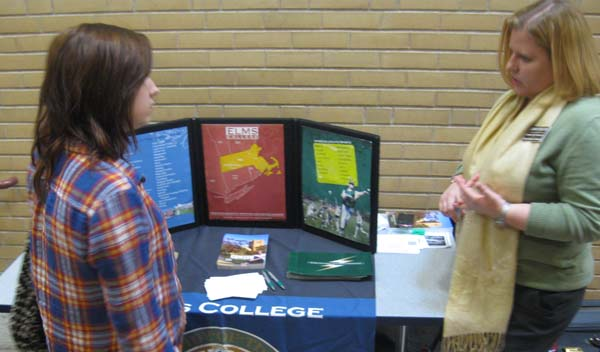 LHS holds 1st annual college fair