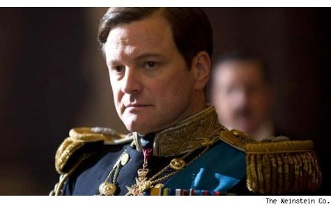 Movie review: 'The King's Speech' a top notch film