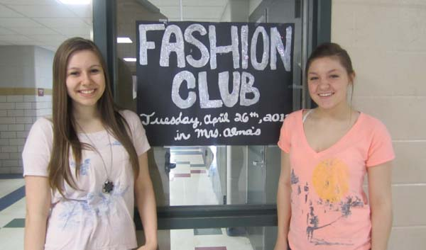 Fashion fanatics unite at LHS
