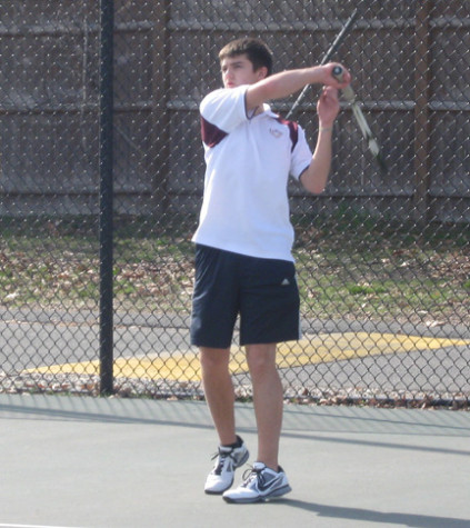 Ludlow boy's tennis sits right where they need to be