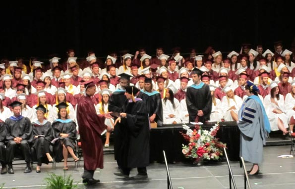 Ludlow High says good-bye to the class of 2011