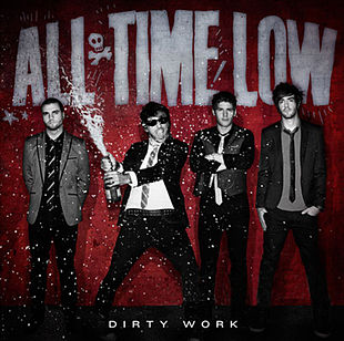 All Time Low does some Dirty Work
