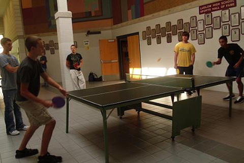 Ping Pong Club offers