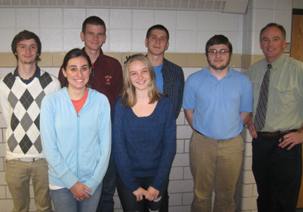 LHS team competes in As Schools Match Wits