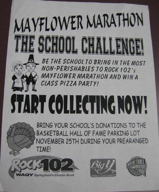 Mayflower Marathon is back