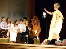 Drama Clubs' A Midsummer Night's Dream dazzles LHS audience
