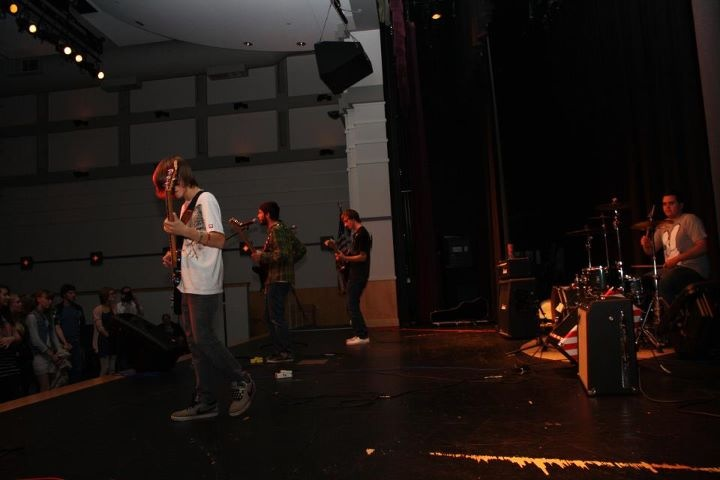 Earth Bound: A Ludlow band you dont want to miss