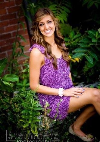 Class of 2012 Graduate Profile; Mackenzie Foye