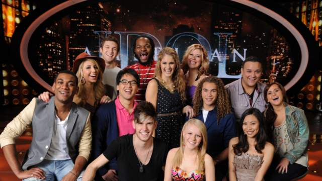 American Idol's top 10 sing their way to the finale