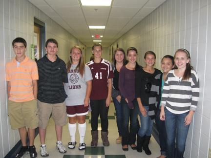 Freshman class elects officials