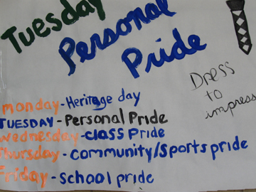 LHS students to show pride during