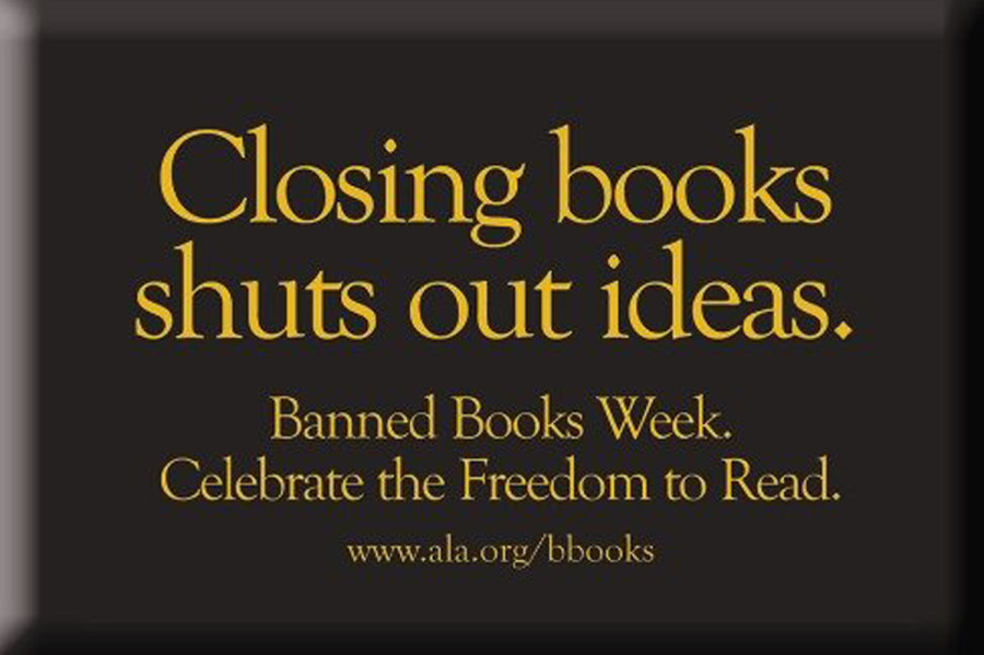Banned Books Week raises awareness