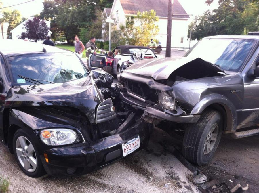 Teen drivers involved in more accidents