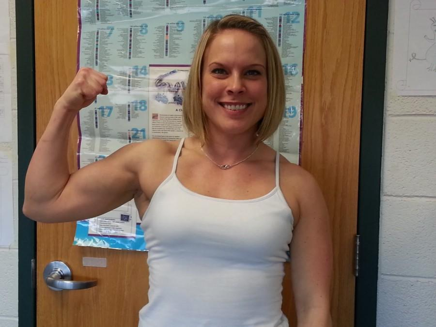 Jessica Olmo, a tough competitor in this year Josh Desforges challenge