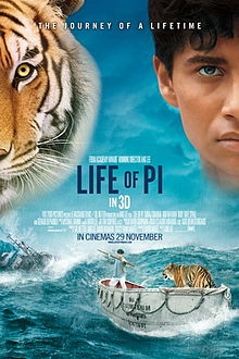 """Life of Pi"": extremely captivating"