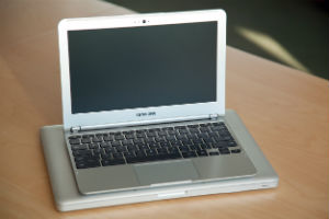 District teachers receive Chromebooks