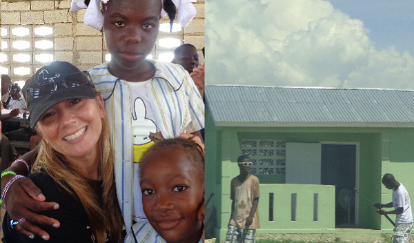 LHS teacher brings help to Haiti