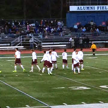 Boys soccer season ends after defeat in Western Mass finals