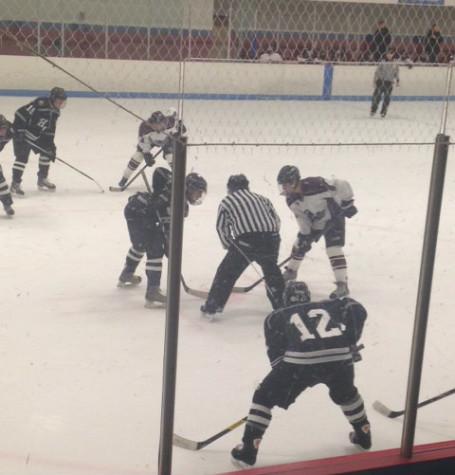 Boys hockey needs three wins for playoff spot