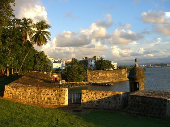 San Juan, capital of Puerto Rico