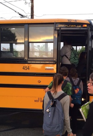 Students affected by new bus policy speak up