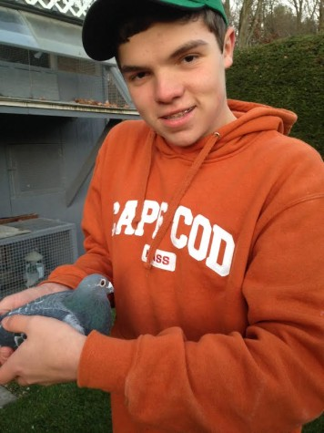 LHS student raises and races pigeons