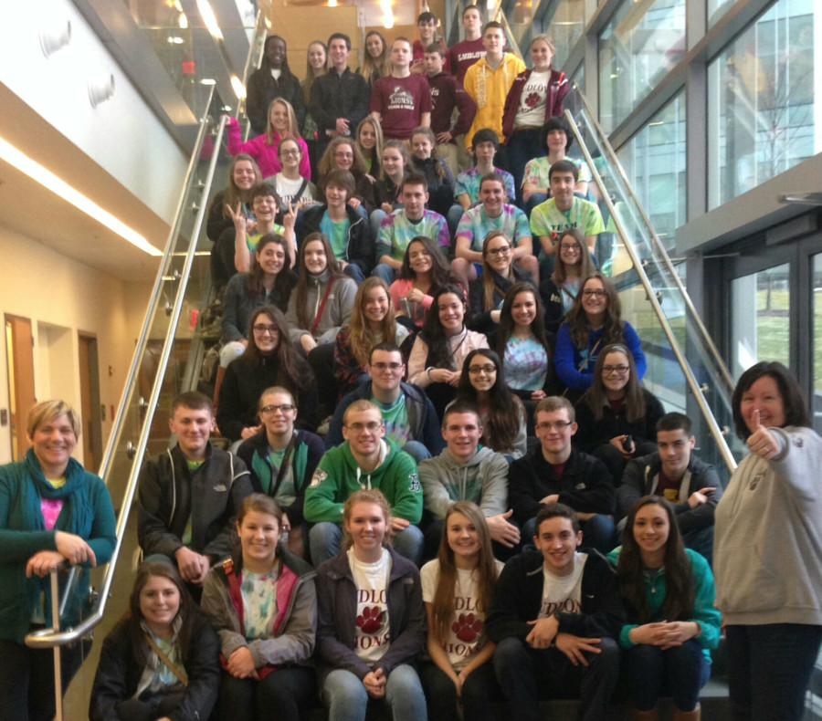 LHS+Chemistry+Olympiad+participants.+
