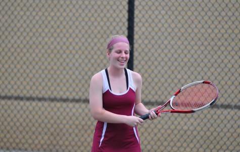 Girls tennis begins