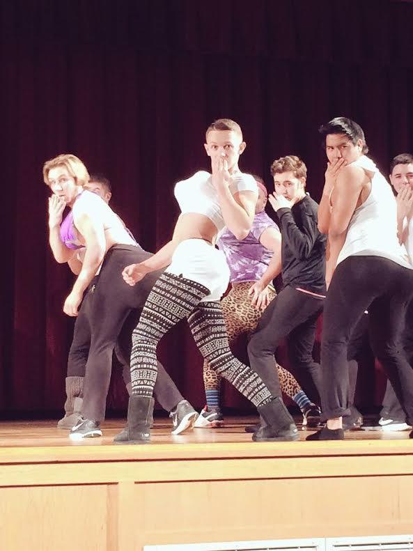 Senior Show displays Class of 2015 talent