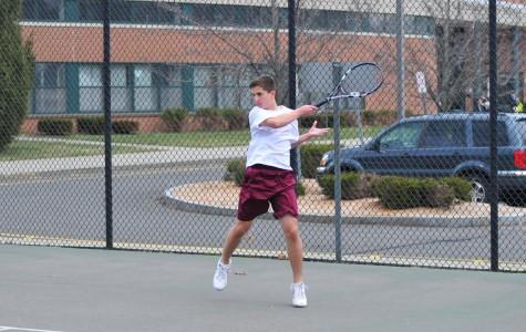 Boys tennis team looks to rebound after 4-12 season