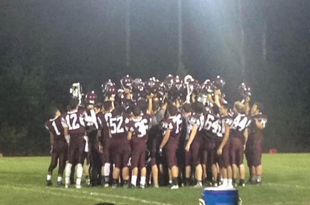 LHS football is off to a great start