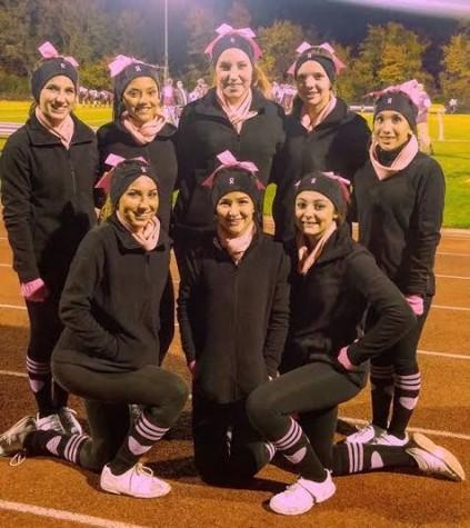 Cheerleaders get a new team