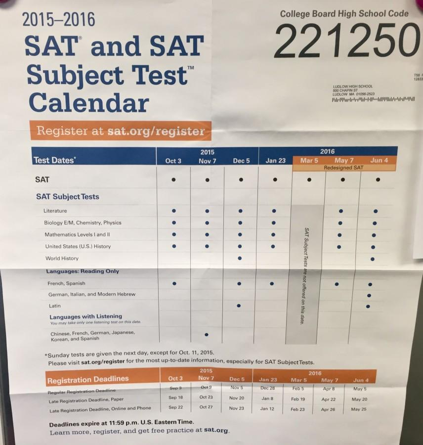 College Board Introduces New SAT