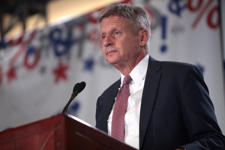 Gary+Johnson%2C+2016+candidate+for+president+for+the+Libertarian+Party