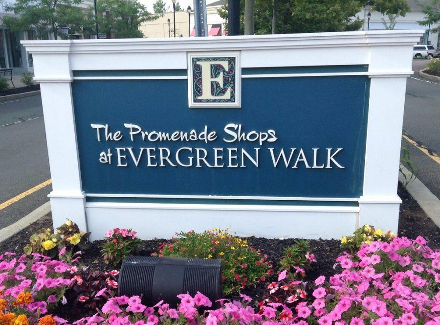 Evergreen Walk for Everlasting Sales