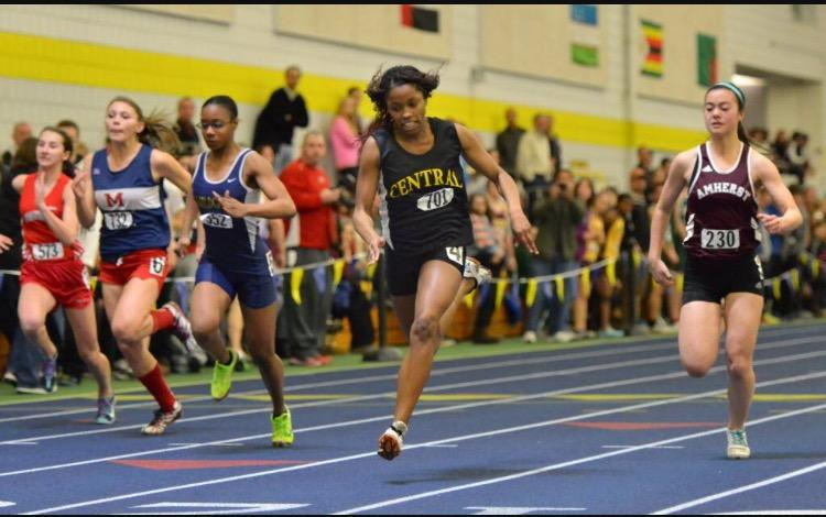 First LHS indoor track meet