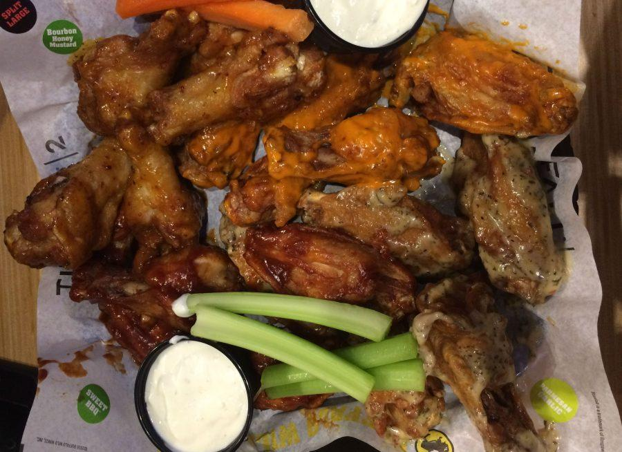 Wild Wings and where to get them