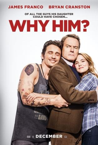 Why Him? wows audiences with lots of laughs