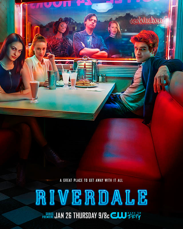 Riveting Tales of Riverdale