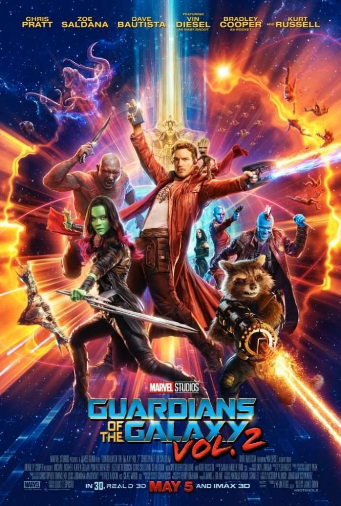 Guardians of the Galaxy Vol. 2 lives up to its potential