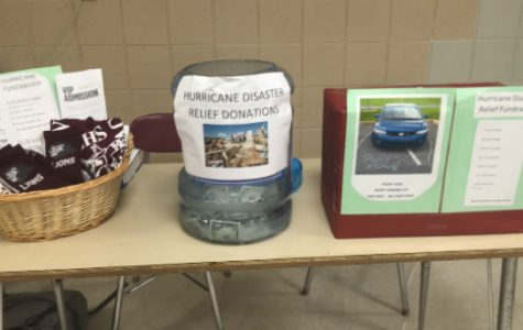 LHS raises money for hurricane relief