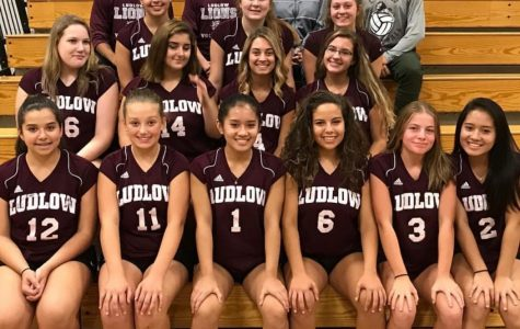 "Freshman volleyball team ""really good at winning"""