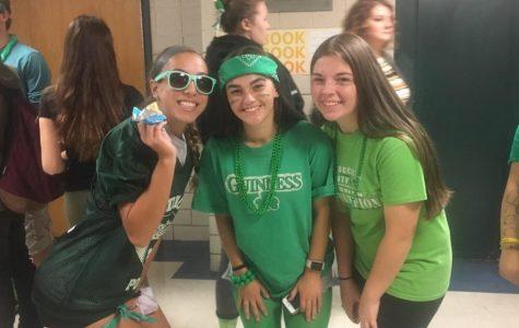 Sophomores Secure Spirit Week Win