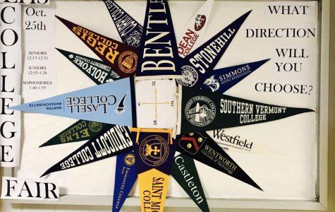 LHS Hosts College Fair