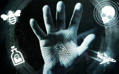 Conspiracy theories popular on Internet